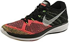 newest b31f5 faa00 Nike Flyknit Lunar 3 Women US 11 Black Running Shoe