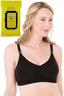 02570ad18 Ingrid   Isabel Bundle 2 Items Drop Cup Nursing Bra + Bella B Breastwipes