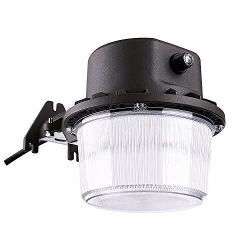 LaserXplore LED Outdoor Barn Light (Photocell Included