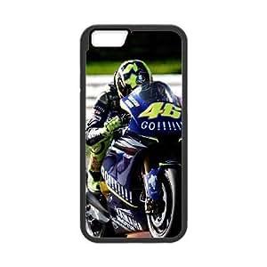 iPhone6s Plus 5.5 inch Phone Case Black Valentino Rossi ESTY7850312