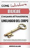 Image de Linguaggio Corporale – Come individuare bugie e inganni attraverso il linguaggio del corpo: Guida per individuare le bugie utilizzando il linguaggio