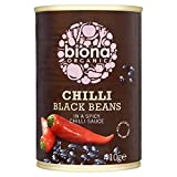 Biona Organic Chilli Black Beans 410g
