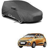 Autofurnish Premium Grey Car Body Cover For Hyundai Grand I10 - Grey