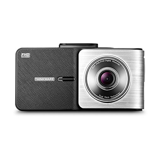 THINKWARE X500 Full HD Dash Cam with Sony Exmor Sensor, GPS Tracker & Traffic Enforcement Warning