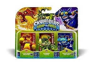 Skylanders: Swap Force - Triple Pack A