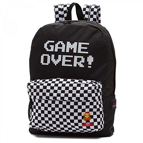 Vans Nintendo Backpack, GameOver(KK9), O/S by VANS