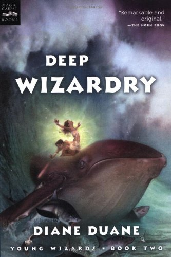 Download Deep Wizardry (The Young Wizards Series, Book 2) ebook