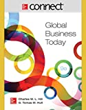 img - for Connect 1-Semester Access Card for Global Business Today book / textbook / text book