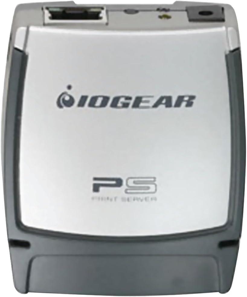 IOGEAR 1-Port USB 2.0 Print Server, GPSU21