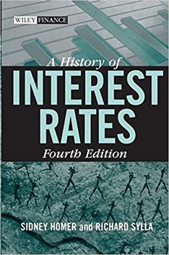 A History Of Interest Rates book cover