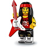 LEGO 71019 Minifigures Serie Ninjago Movie - Rocker con gong e chitarra Mini Action Figure