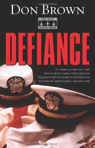 Defiance (Navy Justice, Book 3)