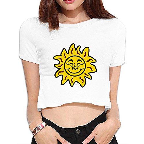 Women's Sunny Smile Navel T - Sunglases Shop