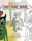 Art and War: Coloring the Four Horsemen Universe