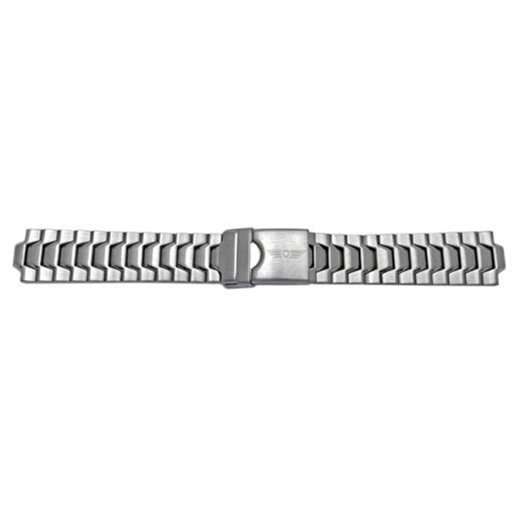 Genuine Swiss Army Airforce Series Brushed 20mm Solid Stainless Steel Watch Bracelet