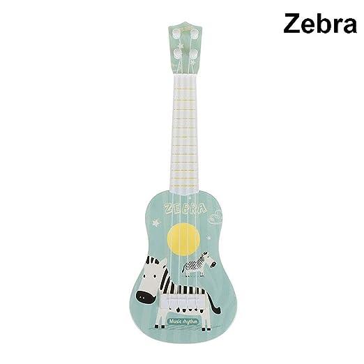 MZY1188 Guitarra para niños, Juguetes creativos para Instrumentos ...