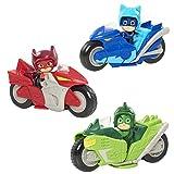PJ Masks Kickback Motorcycles, Catboy and