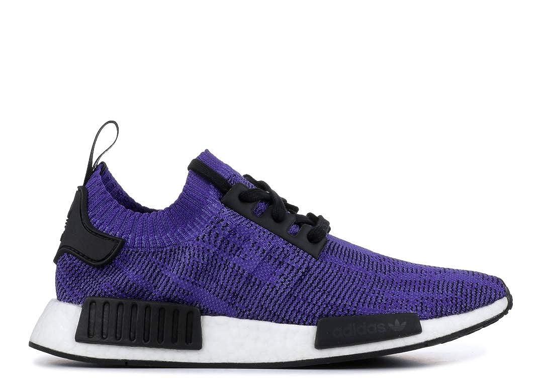 Adidas Originals NMD_R1 Primeknit Shoe Men's Casual Purple