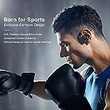 Axloie Wireless Earbuds, Bluetooth Earbuds 5.0 True