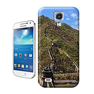 Unique Phone Case a true treasure Is it possible to walk the entire great wall Hard Cover for samsung galaxy s4 cases-buythecase by lolosakes by lolosakes