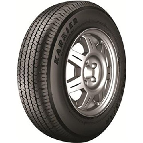 Americana Loadstar Tires 10234 ST205/75R14 C Ply Karrier