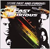 More Music from The Fast and the Furious [Copy Protected CD]