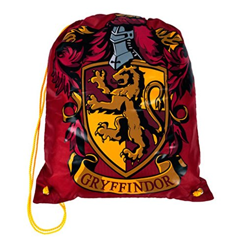 Harry Potter Gryffindor Drawstring Nylon Backpack