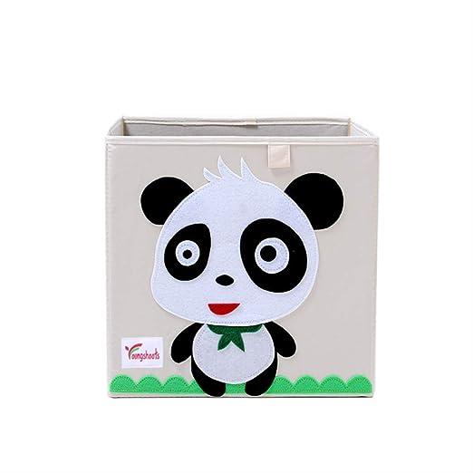 Caja de Almacenamiento de Dibujos Animados para niños, Dos Cajas ...