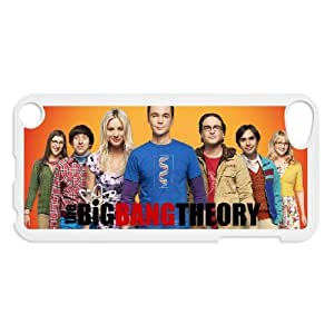 Ipod Touch 5 Phone Case for Classic theme The Big Bang Theory pattern design GCTTBBT803393