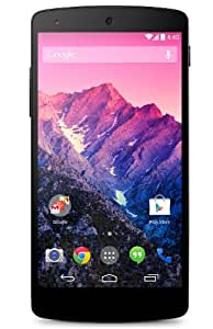 "LG Nexus 5 - Smartphone libre Android (pantalla 4.95"", cámara 8 Mp, 16 GB, Quad-Core 2.3 GHz, 2 GB RAM), blanco"