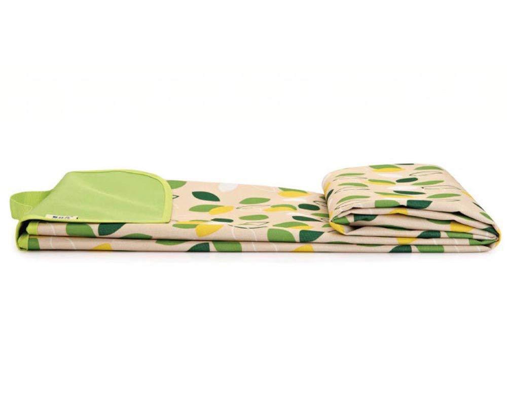 SYT Blankets Blankets Blankets Faltbare Outdoor-Camping-Matte Widen Picknick-Matte Plaid Beach Decke Baby Multiplayer Tourist Matte, 145x180CM, Blau B07GBTR5VT | New Products  ac4841