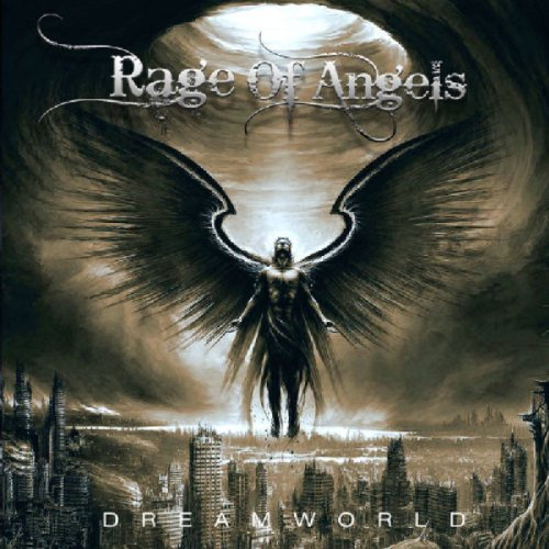 Dreamworld Import Edition by Rage of Angels (2013) Audio CD