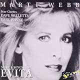 Music & Songs From Evita by Marti Webb