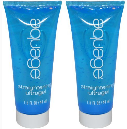 Aquage Straightening Ultragel Travel Two Pack 1.5oz Each! (Aquage Straightening Ultragel)