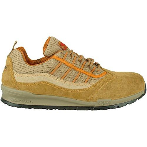 """Cofra 78420-001.W44 S1 P SRC taglia 44 """"Nadi-"""" Le scarpe di sicurezza, colore: marrone"""
