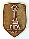 fifa champions patch - REAL MADRID FIFA CLUB WORLD CHAMPION 2014 RONALDO BENZEMA BALE JAMES PATCH,BADGE,PARCHE