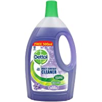 Dettol Multi Surface Cleaner, Lavender, 2.5L
