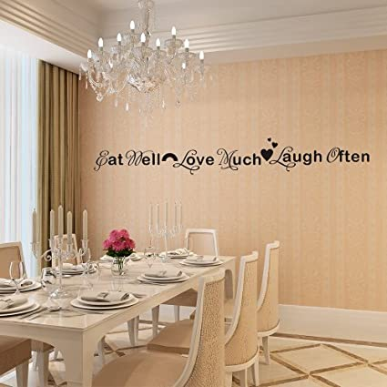 Image Unavailable Not Available For Color Wall Decal Decor Dining Room
