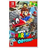 CONSOLE_VIDEO_GAMES  Amazon, модель Super Mario Odyssey - Nintendo Switch, артикул B01MY7GHKJ