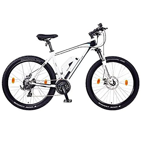 Ncm Prague 36v 29 Inch E Mtb Electric Mountain Bike 250w Rear