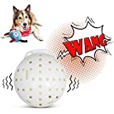 KSZ Dog toy interactive plush shuttle ball automatic shaking crazy jumping toy puppy electric practice electronic toy entertainment toy
