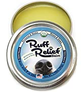 Organic Nose amp; Paw Wax Balm for Dogs | 100% Natural, Made in USA, amp; USDA Certified Soother | Snou...
