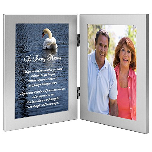 Sympathy Card for Him or Her, Condolence Message to Family - Photo Added After Delivery