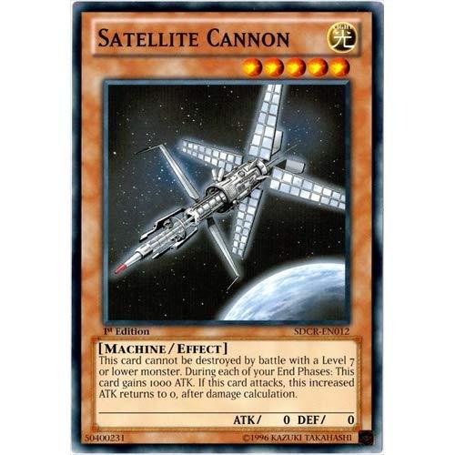 Mint x3 Satellite Cannon - SDCR-EN012 - Common - UL ()