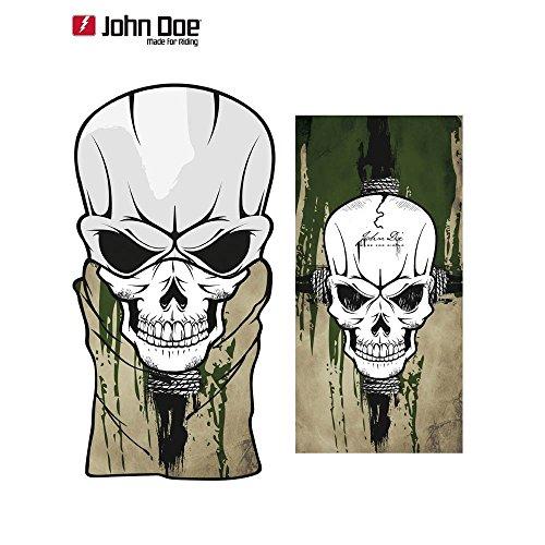 John Doe - Echarpe - Homme Mehrfarbig uni
