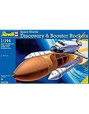 Revell- Discovery + Booster Rockets Maqueta Transbordador Espacial, Multicolor, 38.5 EU (RMG/4736)
