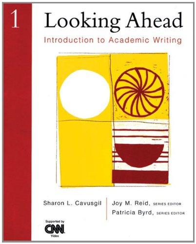 Patterns for a purpose a rhetorical reader