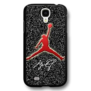 Black Hard Plastic NBA Superstar Chicago Bulls Michael Jordan Diy For Touch 4 Case Cover