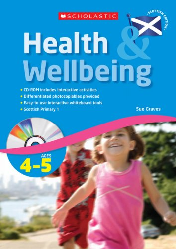 Download Health and Wellbeing Ages 4-5 pdf epub