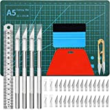 49PACK Wallpaper Smoothing Tool Kit Include red